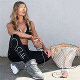Fitness workout leggings - #Boss girl - 4 colors
