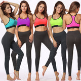 Fitness workout padded sports bra - Shape - Quick dry - 5 colors