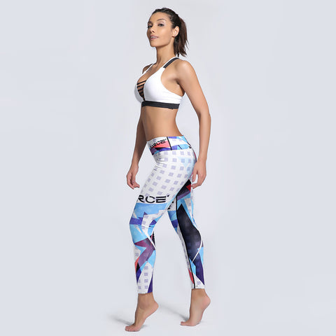 Fitness workout seamless leggings - Kite - Squat proof - High waisted - S/XXXL