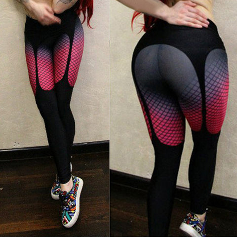 Fitness workout leggings - Spider
