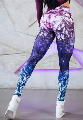 Fitness workout leggings - Air