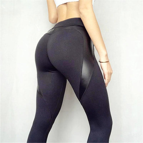 Fitness workout leggings - Glory days - High waisted