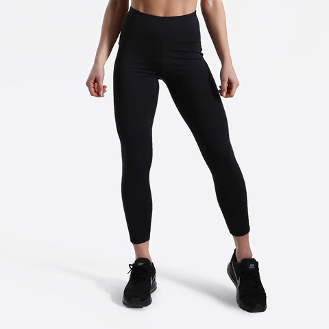 Fitness workout leggings - Spirit black - Squat proof - High waist - XS/XL