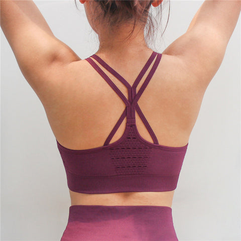 Sports bra - Rush - Workout top - 6 colors