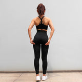 Training set leggings + top - Obsession - Squat proof - 4 colors