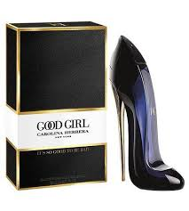 Carolina Herrera Good Girl EDP (Black shoe) 80ml