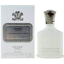 Creed Silver Mountain Water (White Bottle)