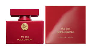 Dolce & Gabbana The One Collector's Edition (Red Bottle)
