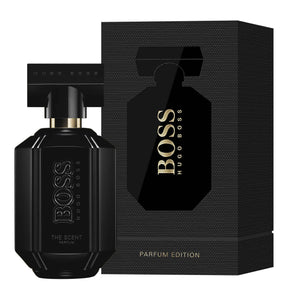 Hugo Boss The Scent For Her 100ml EDP (Black Bottle)