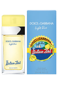 Dolce & Cabbana Light Blue Italian Zest EDT