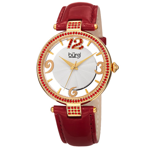 Burgi Women's Watch BUR150RD