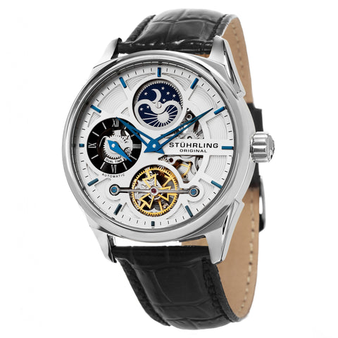Stuhrling Legacy Delphi Men's Automatic Watch GP15615