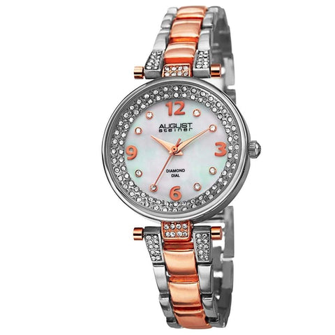 August Steiner Women's Watch AS8137TTR