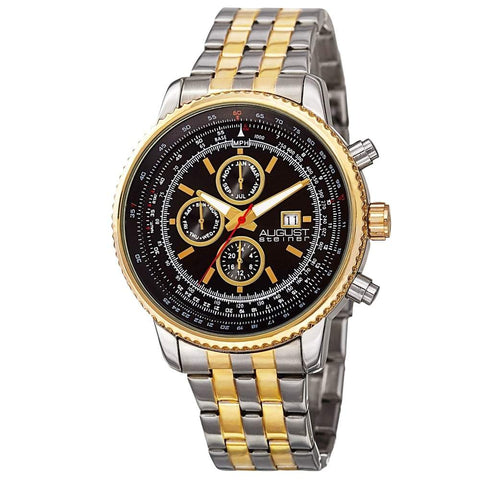 August Steiner Men's Watch AS8162TTG