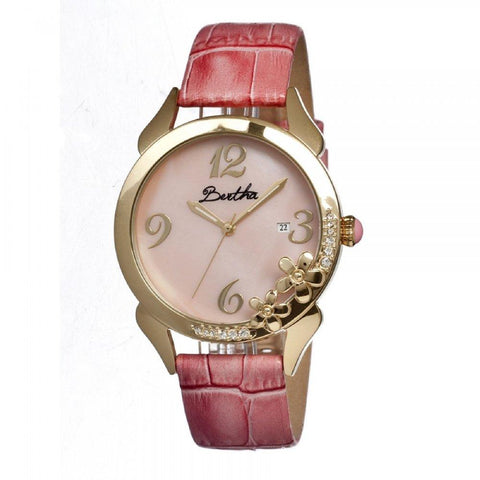 Bertha Women's Daisy Watch BTHBR2005