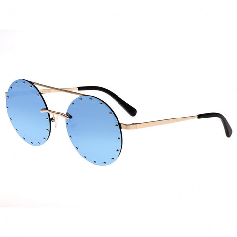 Bertha Harlow Polarized Sunglasses - Blue