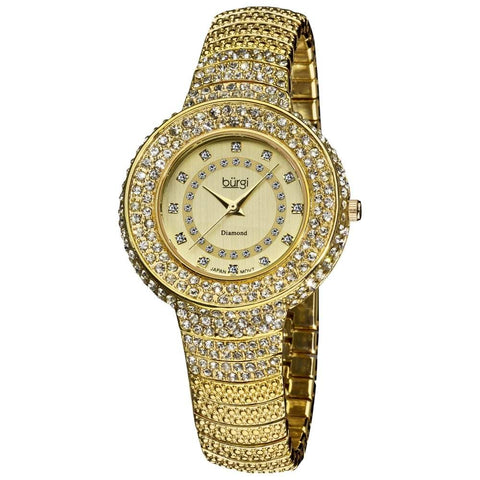 Burgi Women's Watch BUR048YG