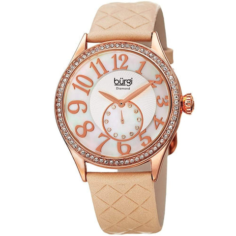 Burgi Women's Watch BUR141NU