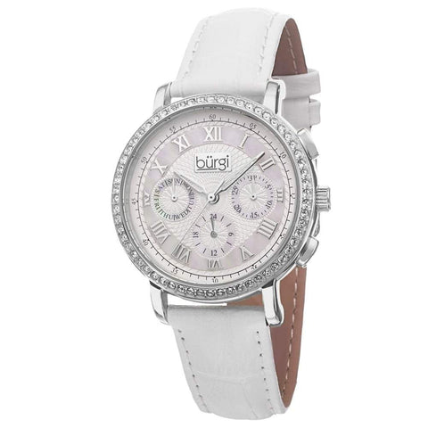 Burgi Women's Watch BUR087SSW