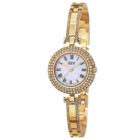 Burgi Women's Watch BUR108YG