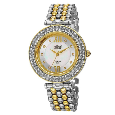 Burgi Women's Watch BUR126TTG