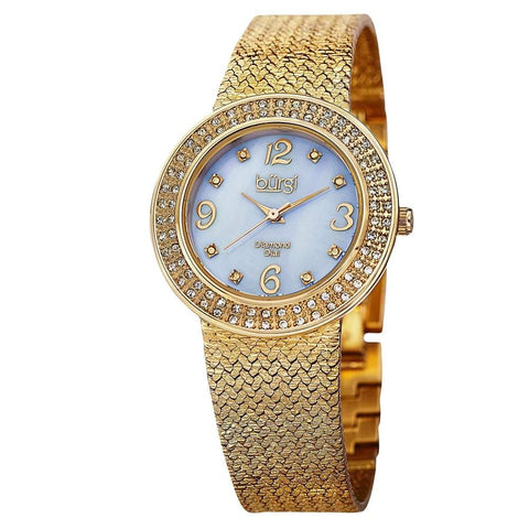 Burgi Women's Watch BUR097YG
