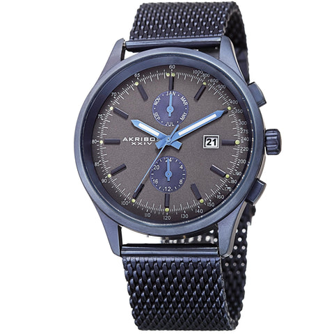 Akribos XXIV Men's Watch AK944BU