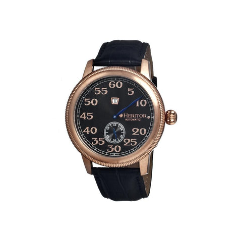 Heritor Men's  Bohr Automatic Watch HR1004