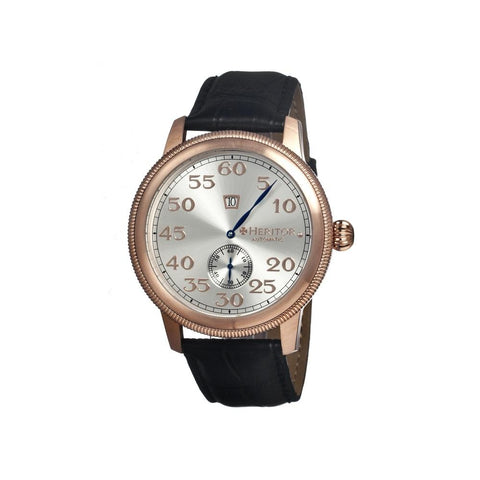 Heritor Men's Bohr Automatic Watch HR1003