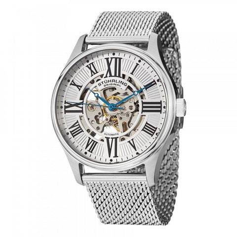 Stuhrling Legacy Delphi Atrium Elite Men's Automatic Watch GP13062
