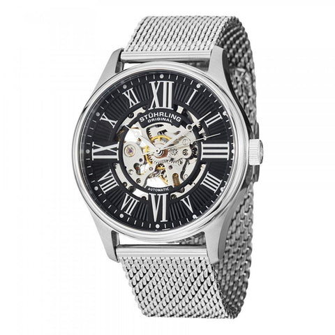 Stuhrling Legacy Delphi Atrium Elite Men's Automatic Watch GP13063