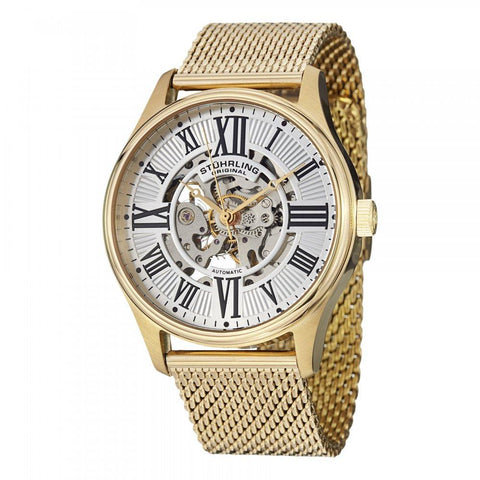 Stuhrling Legacy Delphi Atrium Elite Men's Automatic Watch GP13065