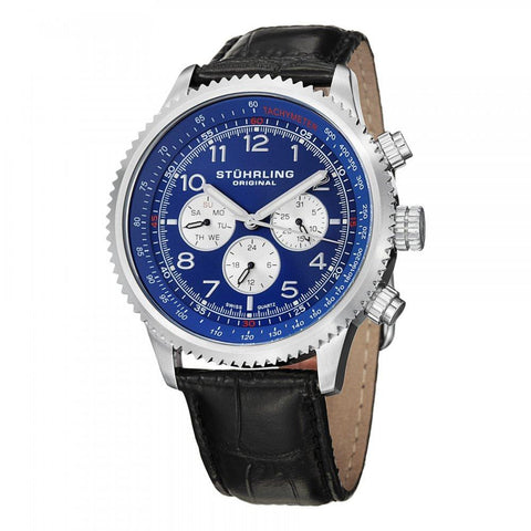 Stuhrling Men's Monaco Watch GP14727