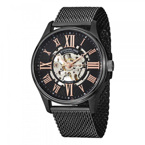 Stuhrling Legacy Delphi Atrium Elite Men's Automatic Watch GP13064