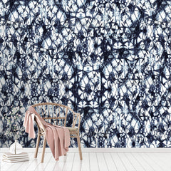 Patternlook Design Studio - Buy seamless surface patterns. We create beautiful, unique and trend driven seamless pattern & print designs for the fashion and lifestyle industry - selling to leading fashion houses, retailers and manufacturers globally. Shibori dye, abstract, painted, dip dye, textile, navy, patterns. Patternlook Design Studio - Shibori dye - Painted - Patterns