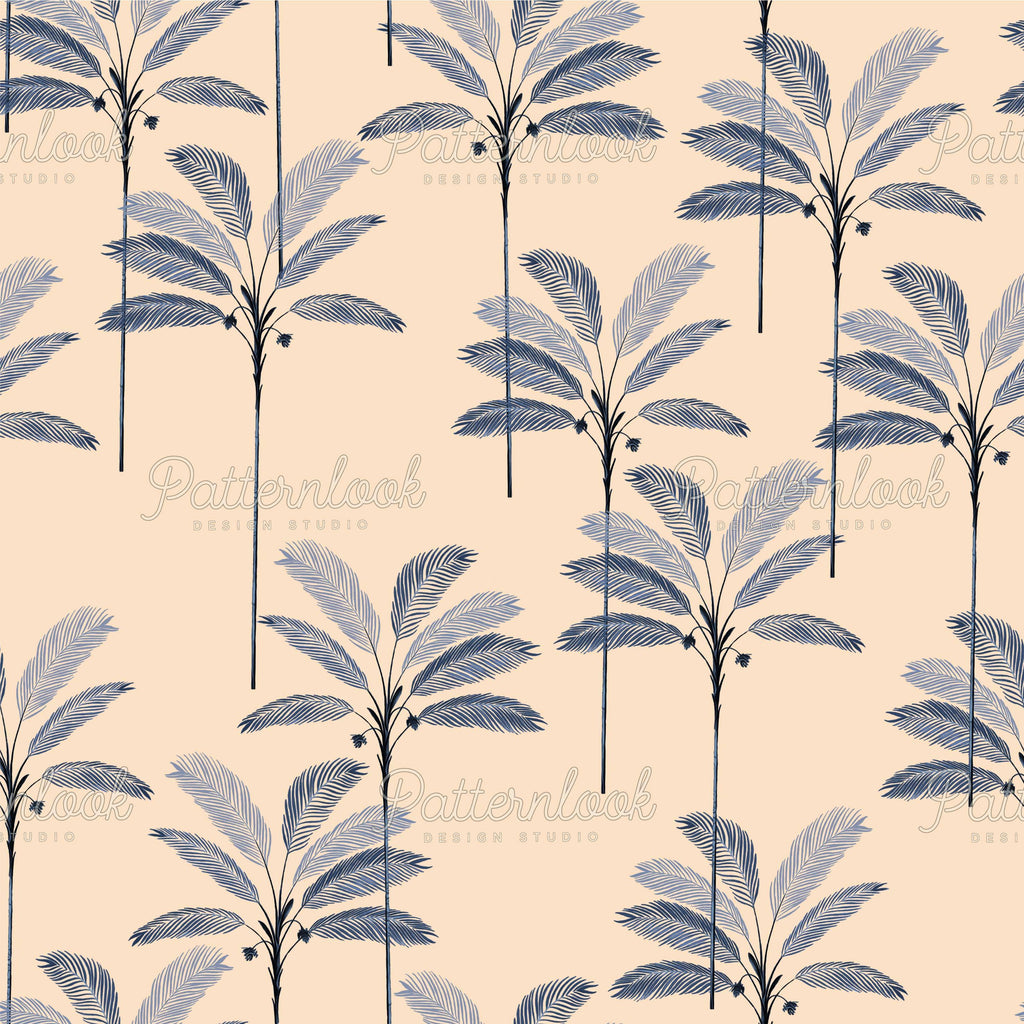 Patternlook Design Studio - Buy seamless surface patterns. We create beautiful, unique and trend driven seamless pattern & print designs for the fashion and lifestyle industry - selling to leading fashion houses, retailers and manufacturers globally. Tropics, flower, tropical, botanic, palm, leave, garden, patterns.