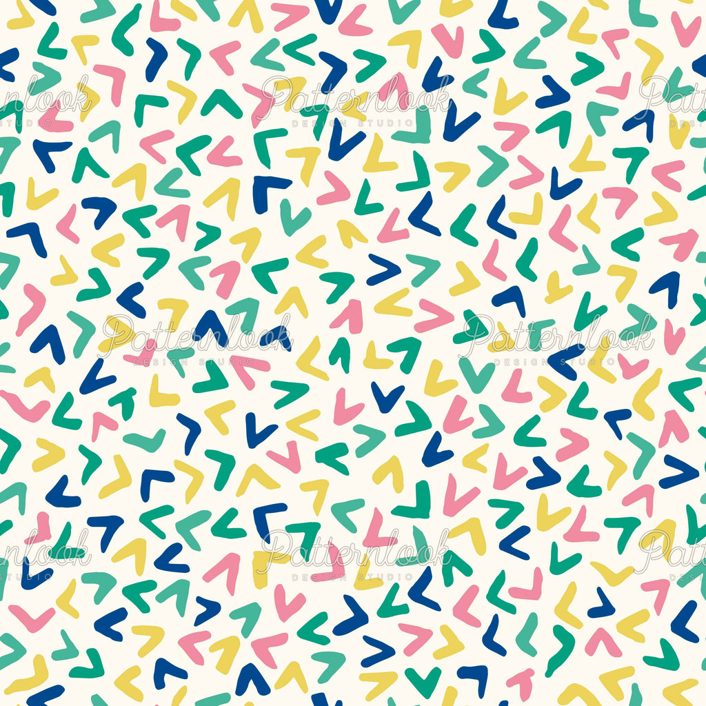 Patternlook Design Studio - Buy seamless surface patterns. We create beautiful, unique and trend driven seamless pattern & print designs for the fashion and lifestyle industry - selling to leading fashion houses, retailers and manufacturers globally. Stationary, funfetti, confetti, inspiration, papergoods, patterns.