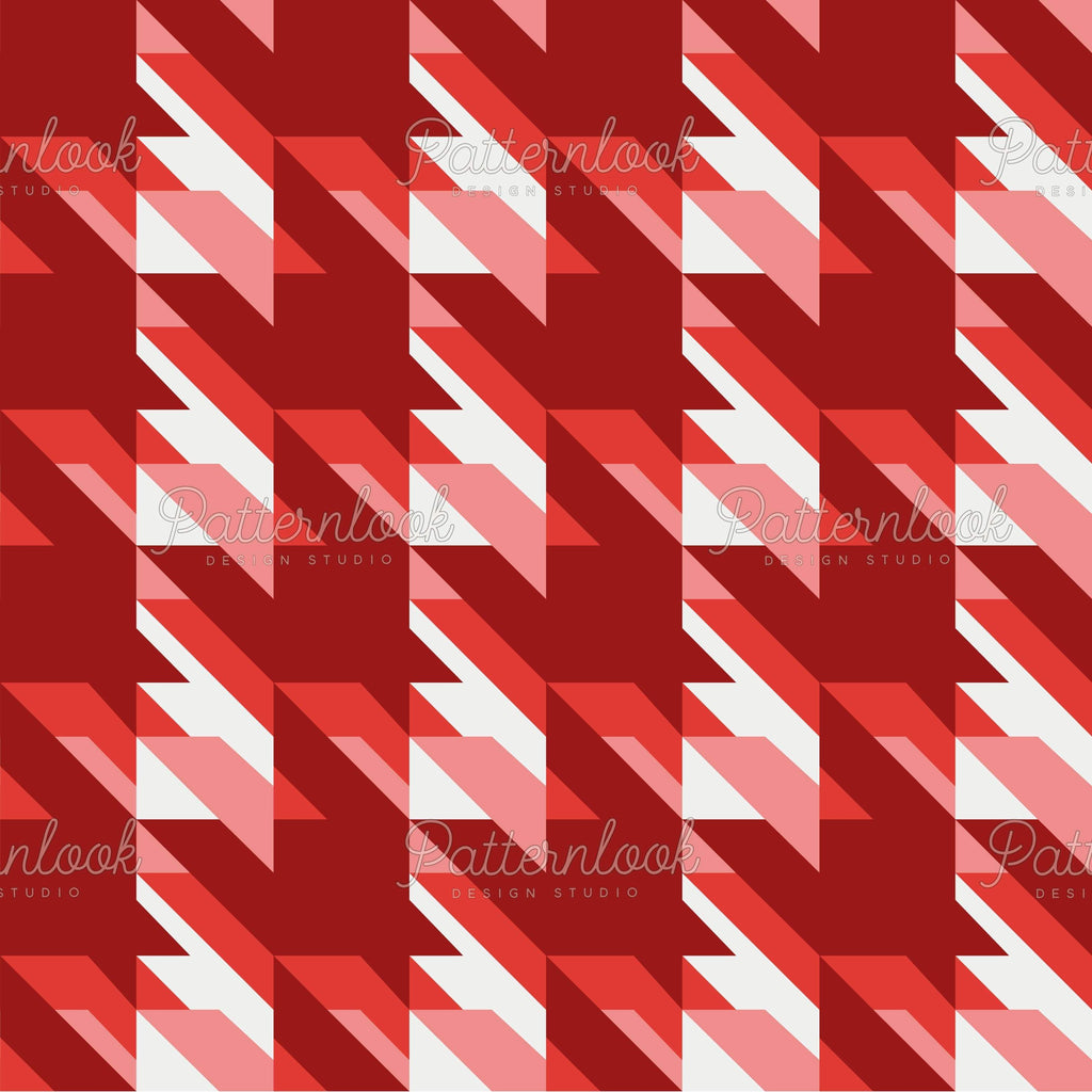 Explore & buy seamless geo patterns Patternlook Design Studio specialized in creating unique and trend driven seamless pattern designs for the fashion and lifestyle industries. Chuncky geo pattern. Surface pattern designer.