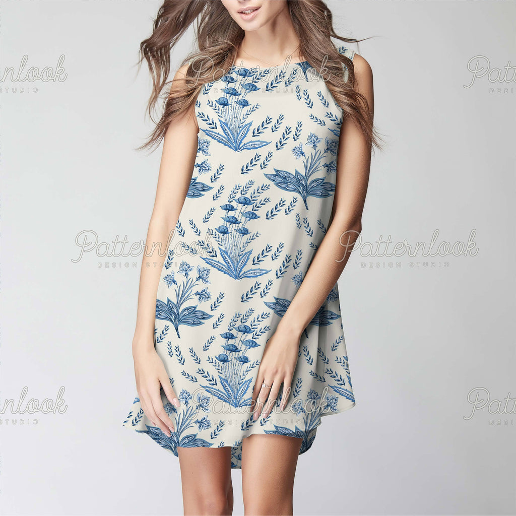 Patternlook Design Studio - Buy seamless surface patterns. We create beautiful, unique and trend driven seamless pattern & print designs for the fashion and lifestyle industry - selling to leading fashion houses, retailers and manufacturers globally. Wallpaper florals, flower, birds, botanical, vintage, leave, patterns.