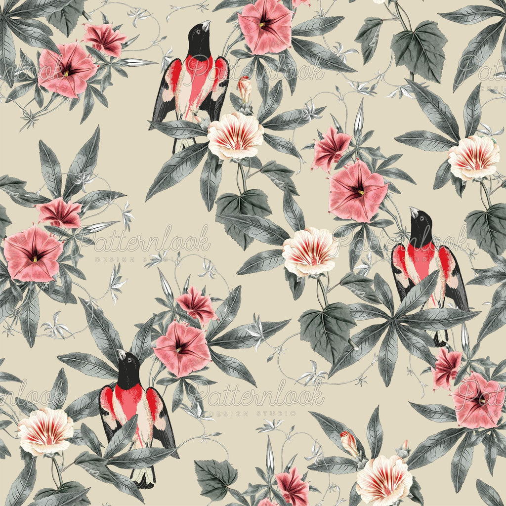 We are offering seamless patterns for Fashion, Swimwear, Wallpapers, Interiors and Accessories. Perfect for professionals like designers, retailers, manufacturers and product developers. Surface pattern designer.