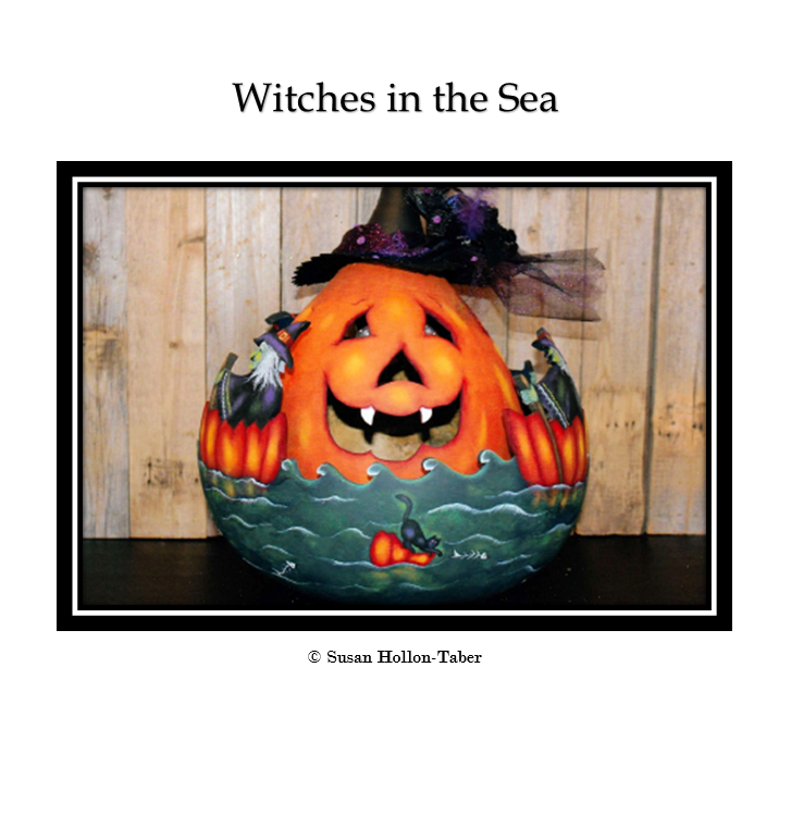 Witches in the Sea Packet: Standard (Print & Ship)