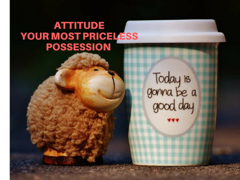 Attitude - Your Most Priceless Possession PowerPoint