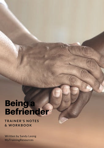 Being a Befriender Training Materials