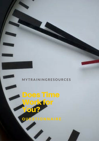Does Time Work for You?