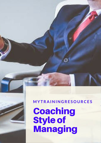 Coaching Style of Management