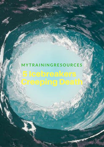 6 Icebreaking Ideas Creeping Death