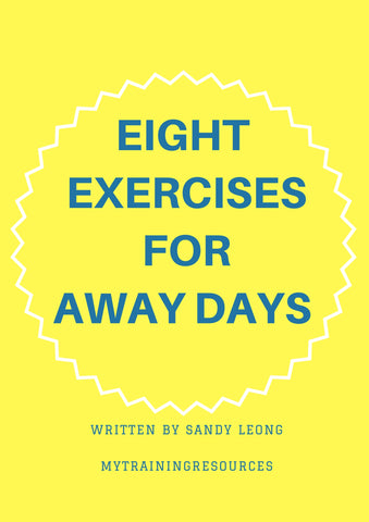 Eight Exercises for Away Days