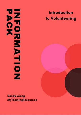 Introduction to Volunteering Information Pack