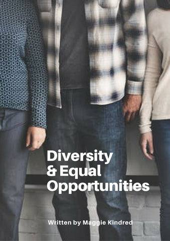 Diversity & Equal Opportunities Trainer's Manual