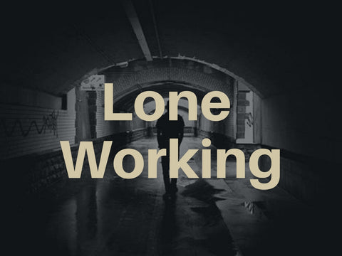 Lone Working PowerPoint